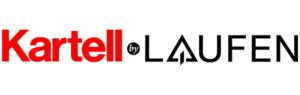 Logo Kartell by Laufen